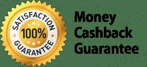 Money Cashback Guarantee